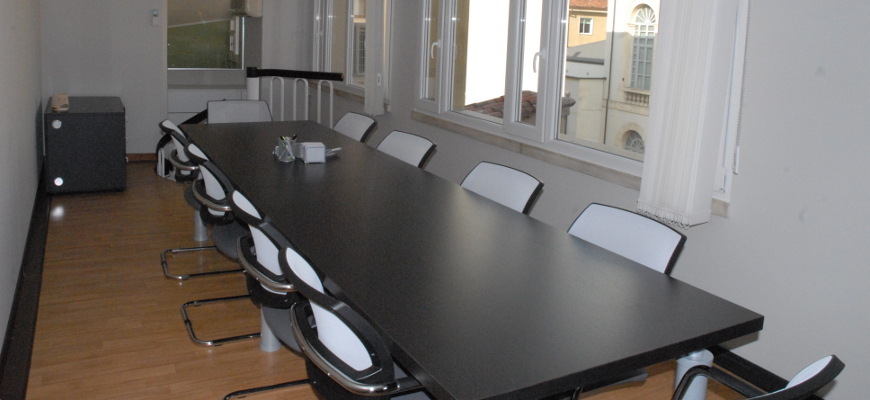 Sala Riunioni - Studio Erkos